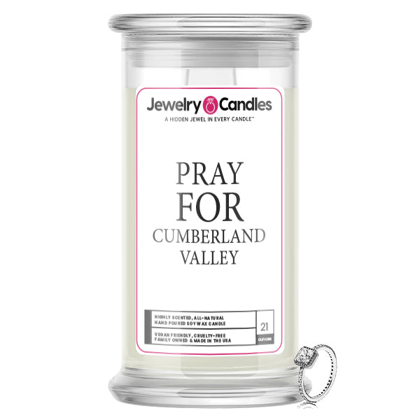 Pray For Cumberland Valley Jewelry Candle