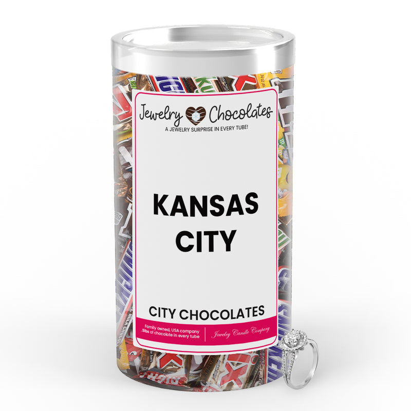 Kansas City City Jewelry Chocolates