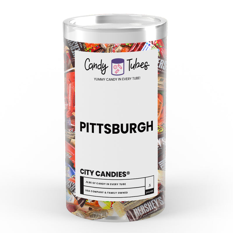 Pittsburgh City Candies