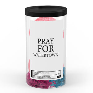 Pray For Watertown Bath Bomb Tube