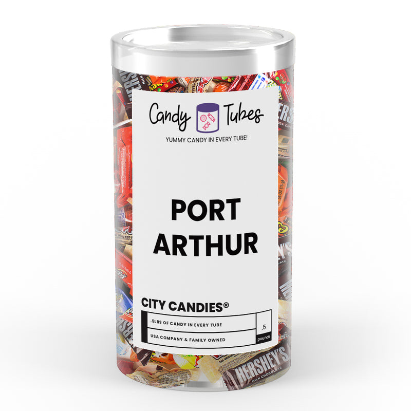 Port Arthur City Candies