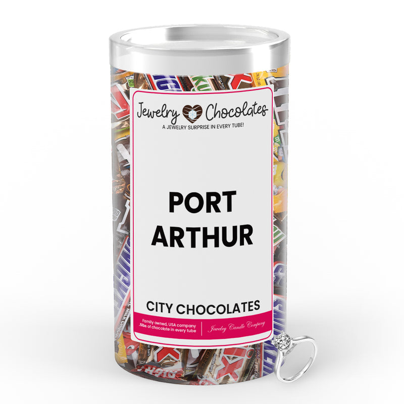 Port Arthur City Jewelry Chocolates