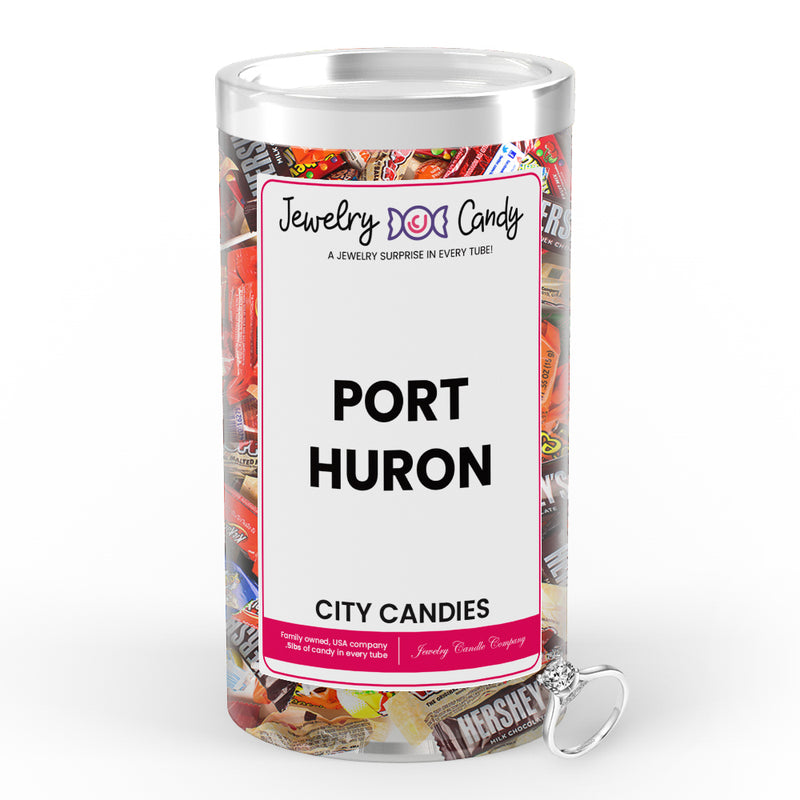 Port Huron City Jewelry Candies