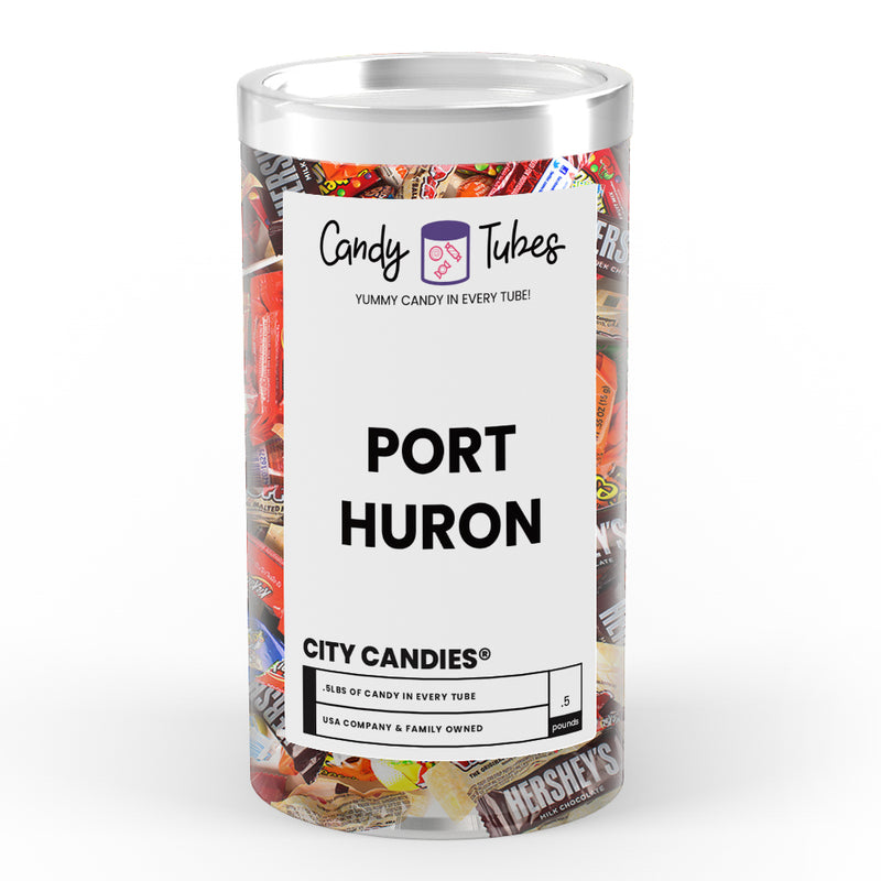 Port Huron City Candies