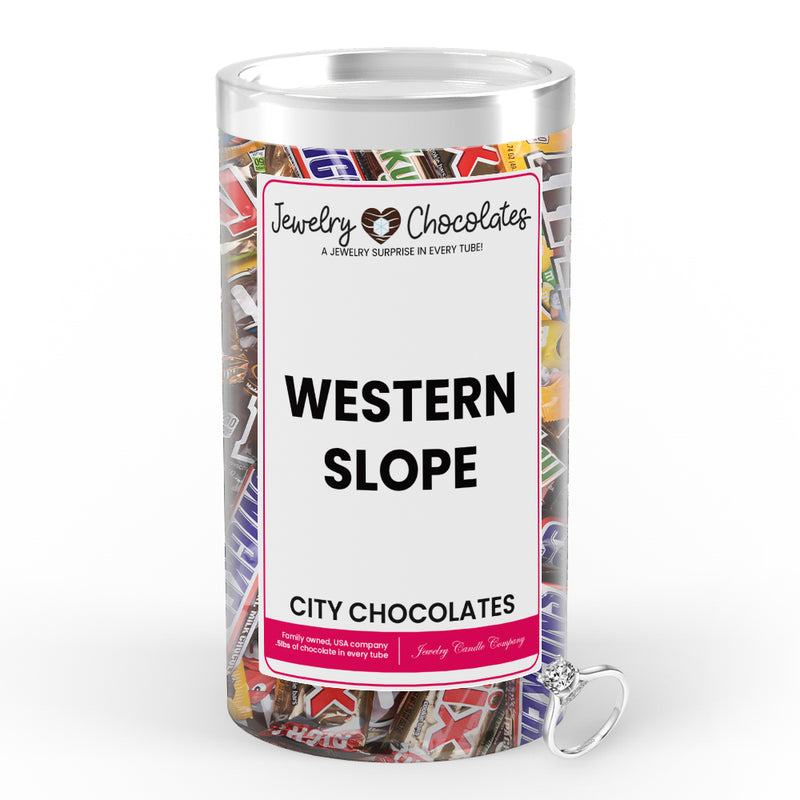 Western Slope City Jewelry Chocolates