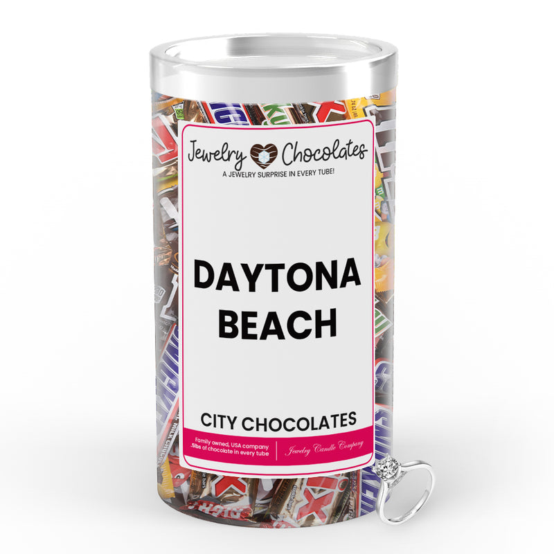Daytona Beach City Jewelry Chocolates