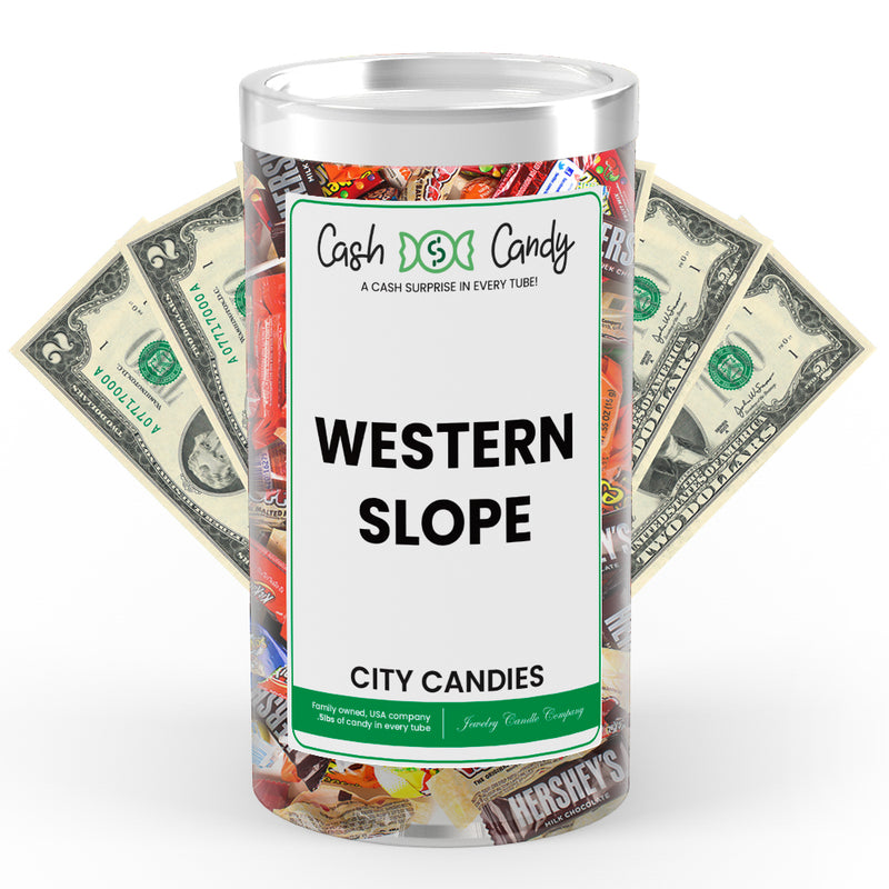 Western Slope City Cash Candies