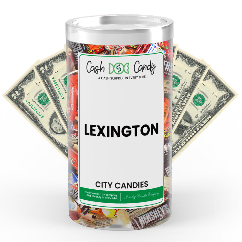 Lexington City Cash Candies