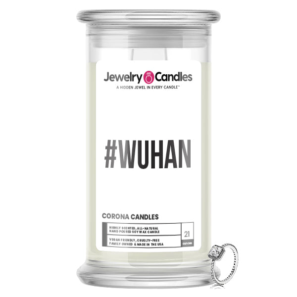 #Wuhan Jewelry Candle