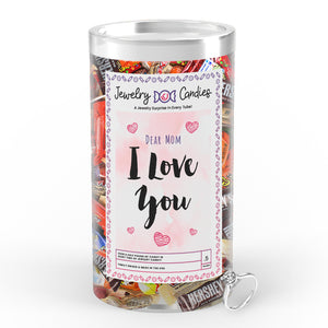 Dear Mom I Love You Jewelry Candy