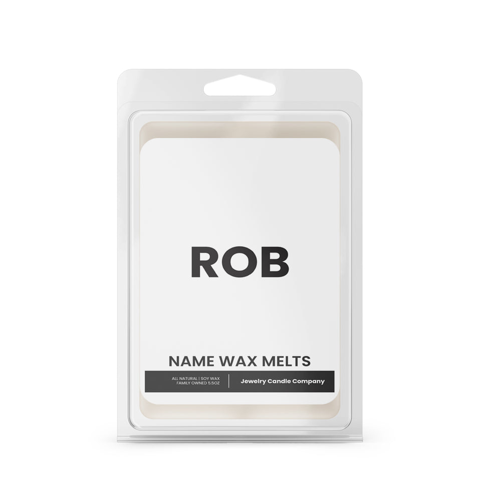 ROB Name Wax Melts
