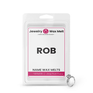 ROB Name Jewelry Wax Melts