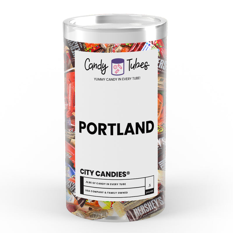 Portland City Candies