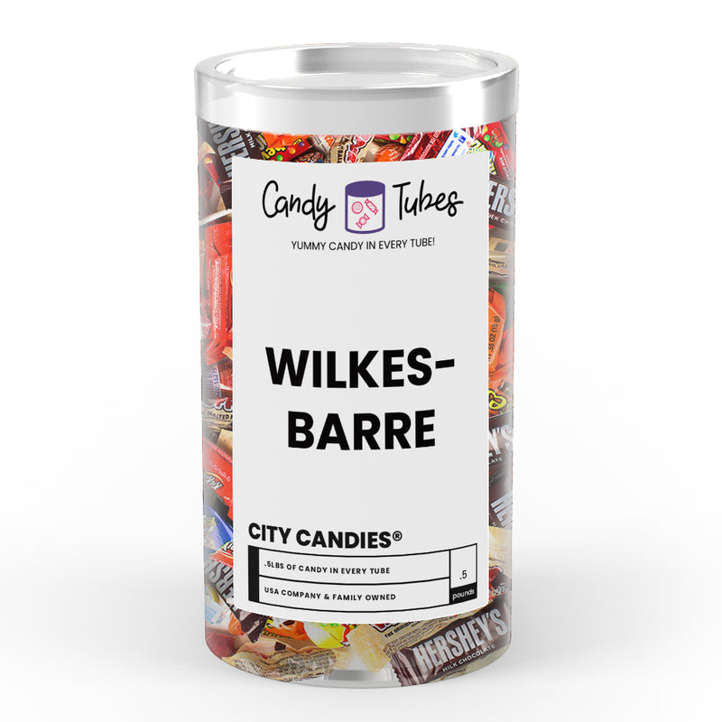 Wilkes-Barre City Candies