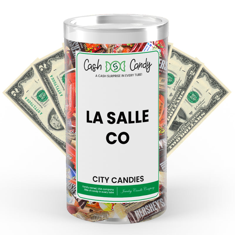 La Salle Co City Cash Candies
