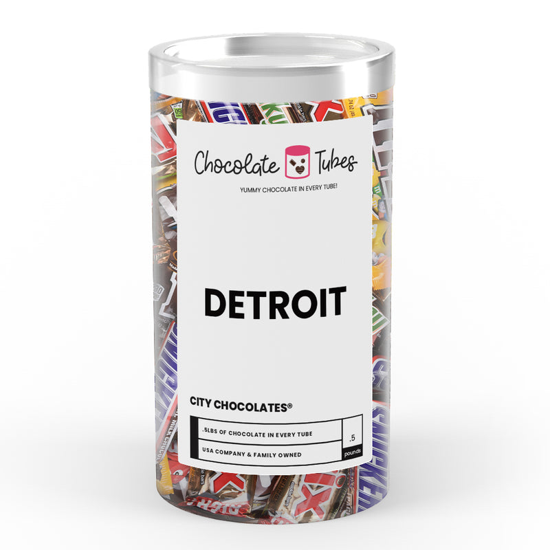 Detroit City Chocolates
