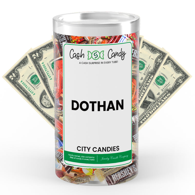 Dothan City Cash Candies