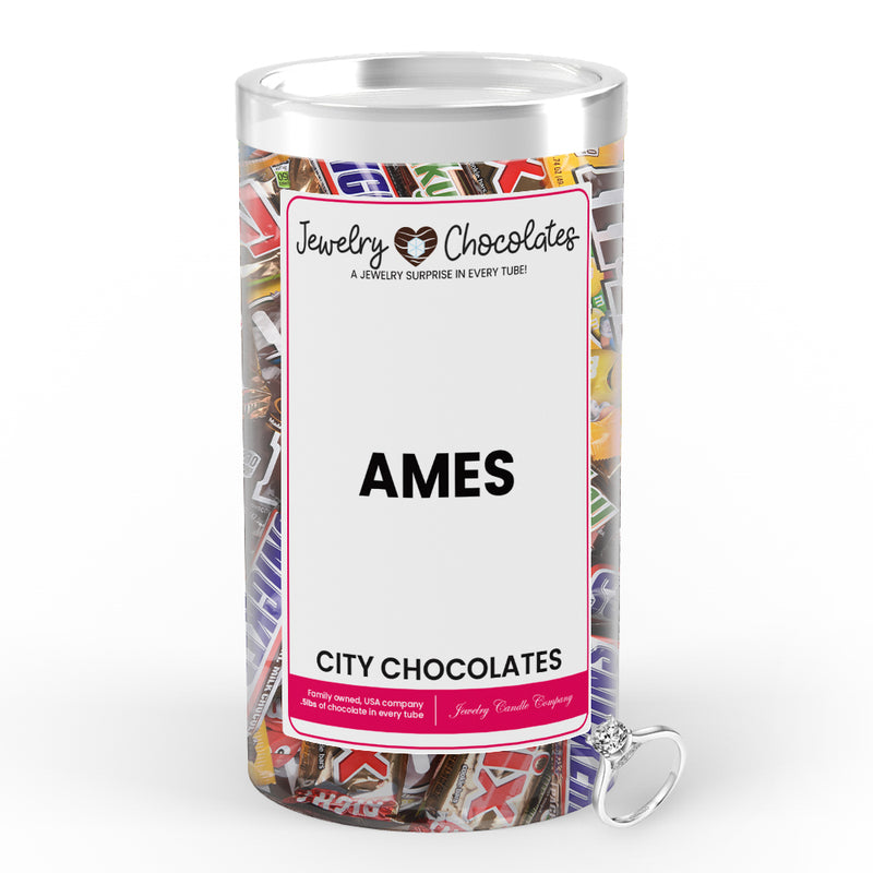 Ames City Jewelry Chocolates