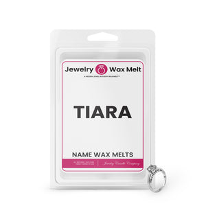 TIARA Name Jewelry Wax Melts