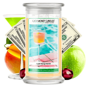 Apple Mango Martini Cash Money Candle