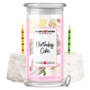 Birthday Cake | Jewelry Candle®