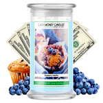 Blueberry Muffin Cash Money Candle