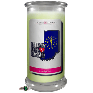 Indiana | Born & Raised Candles-Born & Raised Candles®-The Official Website of Jewelry Candles - Find Jewelry In Candles!