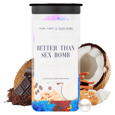 Better Than Sex Pearl Party Bath Bombs Twin Pack