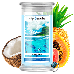 Bahama Mama Ring Candle