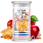 Baked Apple Pie Ring Candle