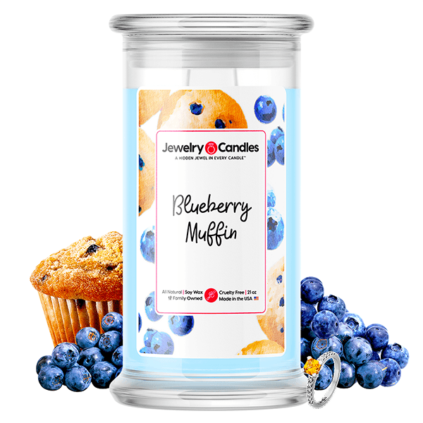 Blueberry Muffin | Jewelry Candle®
