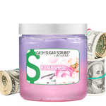Bombshell | Cash Sugar Scrub®-Cash Sugar Scrubs-The Official Website of Jewelry Candles - Find Jewelry In Candles!