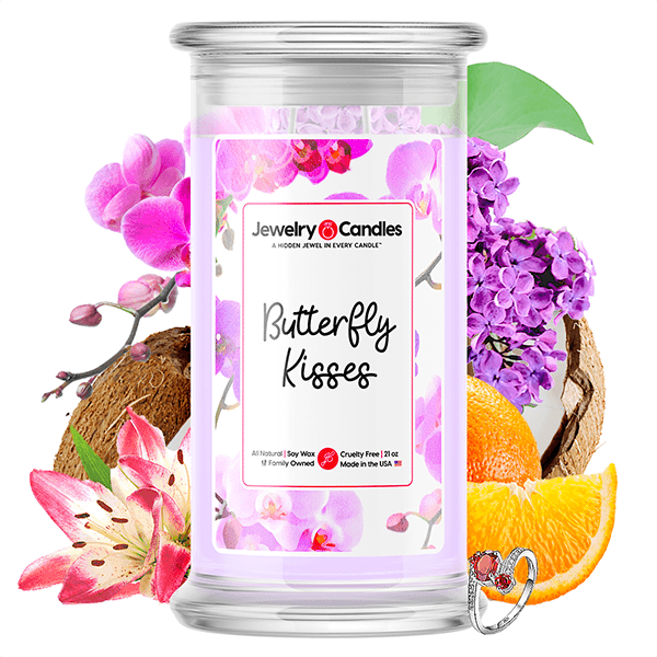 Butterfly Kisses Jewelry Candle®