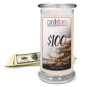 Chocolate Chip Cookies | Candlegram® Candle-The Official Website of Jewelry Candles - Find Jewelry In Candles!
