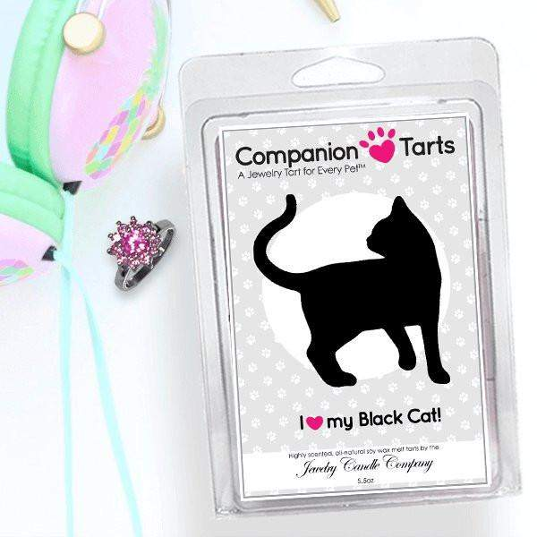 I Love My Black Cat! - Companion Tarts-Companion Tarts-The Official Website of Jewelry Candles - Find Jewelry In Candles!