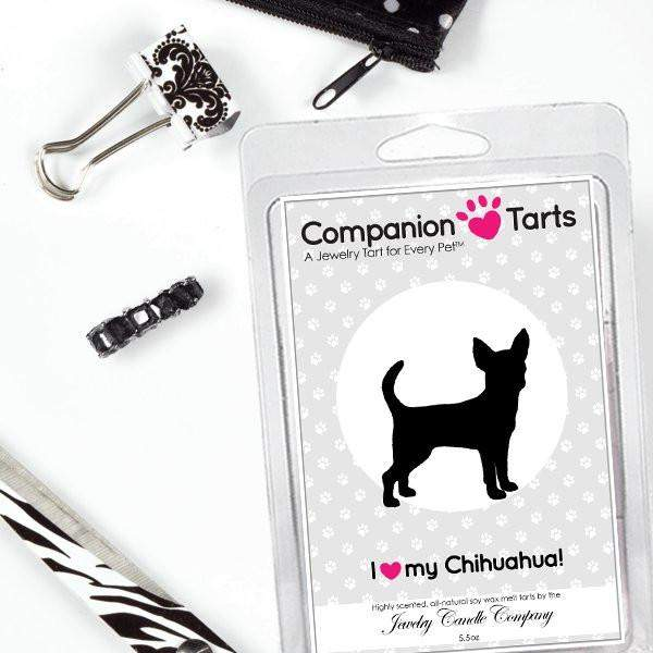 I Love My Chihuahua! - Companion Tarts-Companion Tarts-The Official Website of Jewelry Candles - Find Jewelry In Candles!