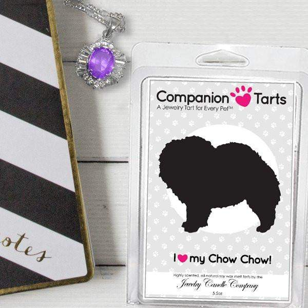 I Love My Chow Chow! - Companion Tarts-Companion Tarts-The Official Website of Jewelry Candles - Find Jewelry In Candles!