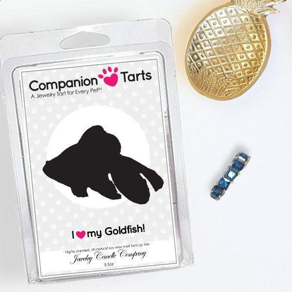 I Love My Goldfish! - Companion Tarts-Companion Tarts-The Official Website of Jewelry Candles - Find Jewelry In Candles!