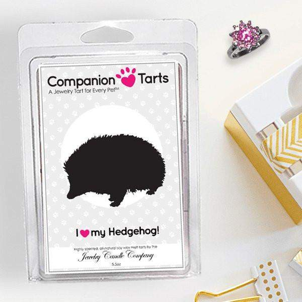 I Love My Hedgehog! - Companion Tarts-Companion Tarts-The Official Website of Jewelry Candles - Find Jewelry In Candles!