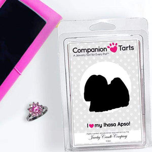 I Love My Ihasa Apso! - Companion Tarts-Companion Tarts-The Official Website of Jewelry Candles - Find Jewelry In Candles!