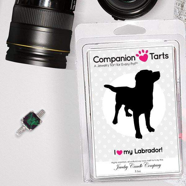 I Love My Labrador! - Companion Tarts-Companion Tarts-The Official Website of Jewelry Candles - Find Jewelry In Candles!