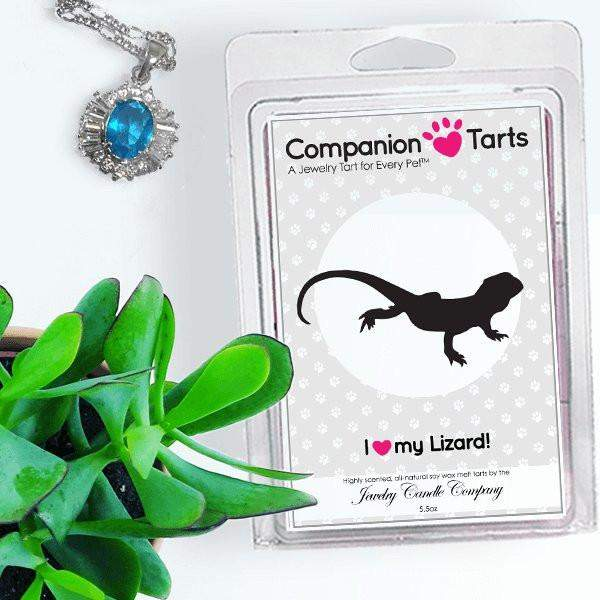 I Love My Lizard! - Companion Tarts-Companion Tarts-The Official Website of Jewelry Candles - Find Jewelry In Candles!