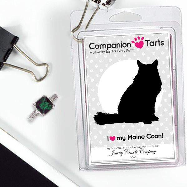 I Love My Maine Coon! - Companion Tarts-Companion Tarts-The Official Website of Jewelry Candles - Find Jewelry In Candles!
