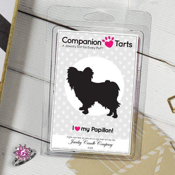 I Love My Papillon! - Companion Tarts-Companion Tarts-The Official Website of Jewelry Candles - Find Jewelry In Candles!
