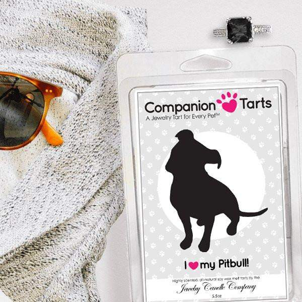 I Love My Pitbull! - Companion Tarts-Companion Tarts-The Official Website of Jewelry Candles - Find Jewelry In Candles!