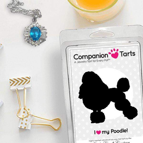 I Love My Poodle! - Companion Tarts-Companion Tarts-The Official Website of Jewelry Candles - Find Jewelry In Candles!