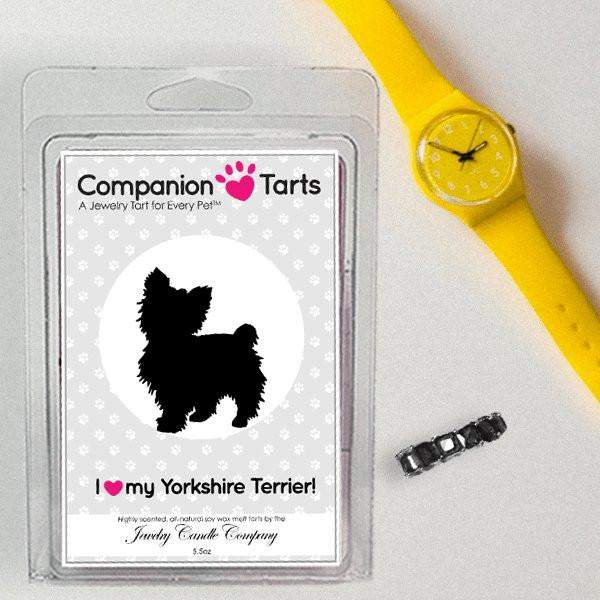 I Love My Yorkshire Terrier! - Companion Tarts-Companion Tarts-The Official Website of Jewelry Candles - Find Jewelry In Candles!