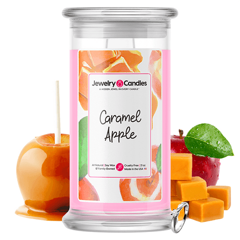 Caramel Apple Jewelry Candle