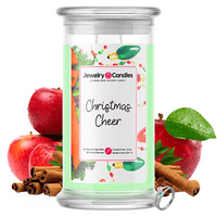Christmas Cheer Jewelry Candle