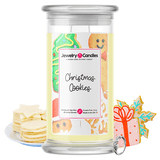 Christmas Cookies Jewelry Candle